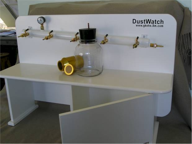 DustWatch - Dust Watch Equipment - Fallout Dust Monitoring Specialists. Dust Monitoring Equipment, Services and Training.