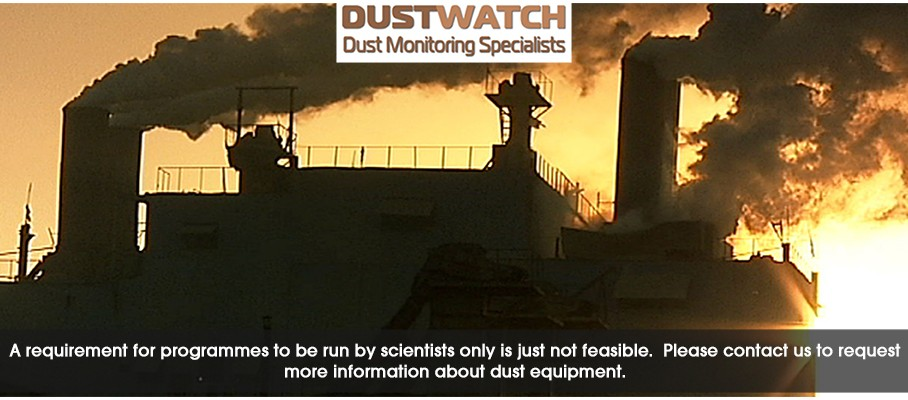 Mine Safety. DustWatch - dust monitoring equipment, training and services.